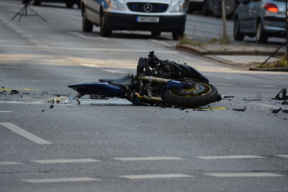 Statistics Related to Motorcycle Accidents in Great Britain